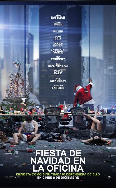Fiesta de Navidad en la oficina 2016 [CAM] [Latino] [1 Link] [MEGA]