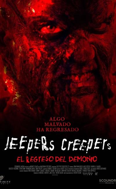 jeepers creepers 4 pelicula completa en español
