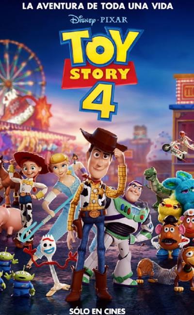 Toy Story 4 (2019) | CamRip Latino HD GoogleDrive 1 Link